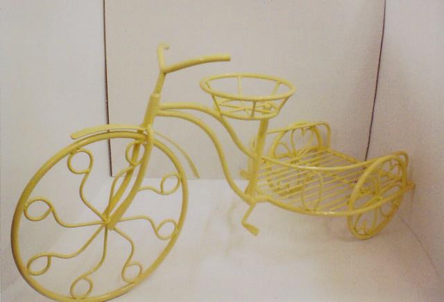 自転車(黄色)