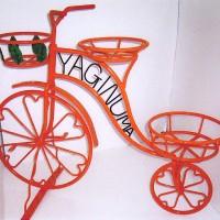 自転車(ネーム入り)