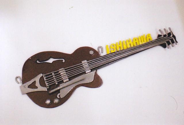 表札(ギター)